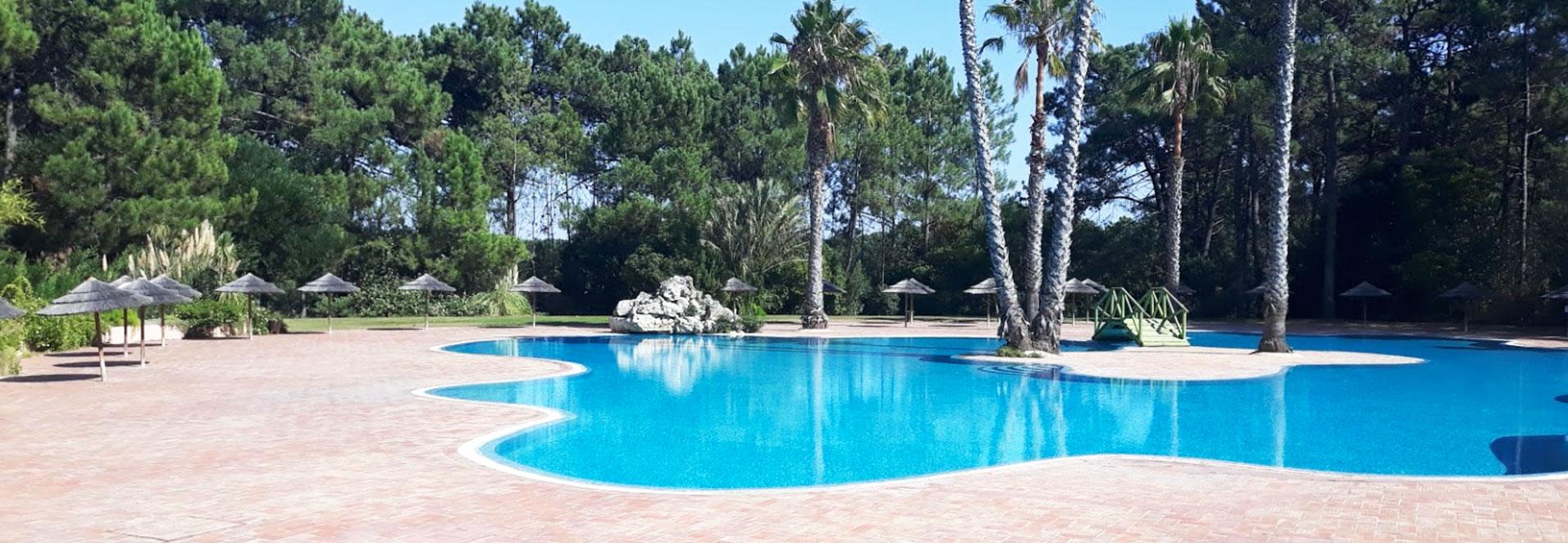 Aroeira Pool