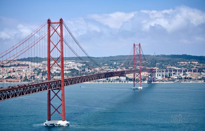 Lisbon Bridge 25th April